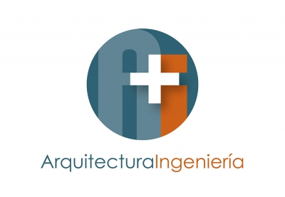 Arquitectura + Ingeniería (logo)