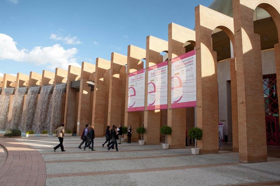 Palacio de Exposiciones y Congresos - Exterior