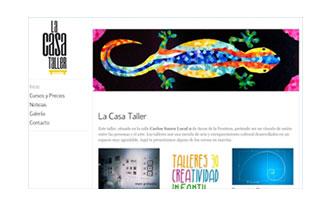 Web La Casa Taller