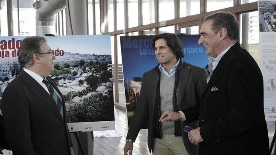 La Lonja del Barranco, Zoido, Carlos Herrera, Fran Rivera