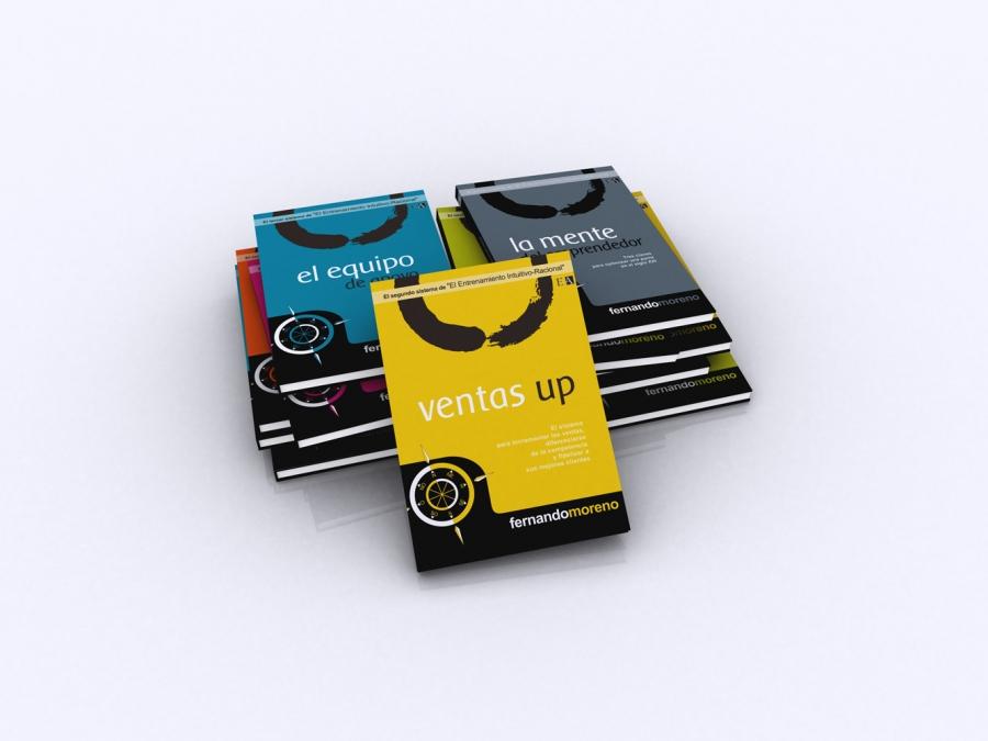 Portada para la colección de libros de Coaching