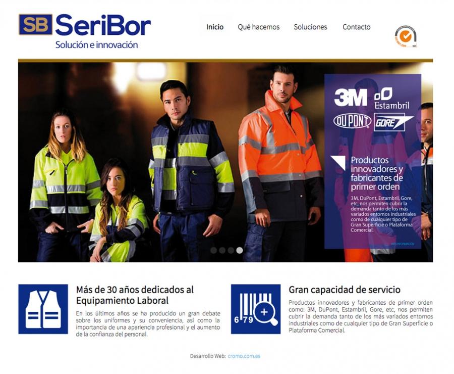 Web SeriBor